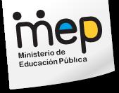 Ministerio de Educacion Publica logo