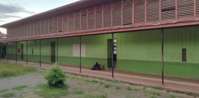 Escuela Bernardo Gutiérrez