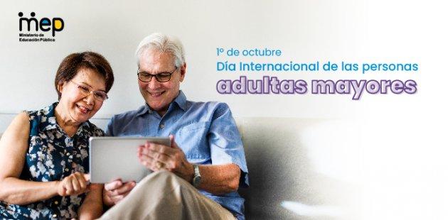 1º de octubre, Día Internacional de las Personas de Edad.