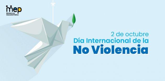 Construyamos; Paz, tolerancia, comprensión y no violencia.
