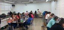 Docentes de preescolar durante el proceso diagnóstico y formativo de inglés