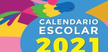 Foto muestra portada de calendario con un colibrí como símbolo de progreso