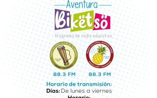 88.3 Sistema Cultura 2, de lunes a viernes de 2:00 p.m. a 2:30 p.m.