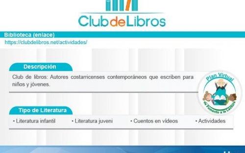 Reto #16 Biblioteca Club de Libros