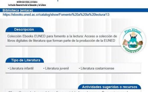 Reto #18 Biblioteca UNED