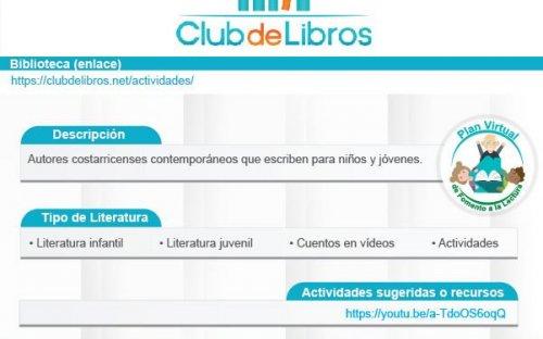 Reto #5 Club de Libros