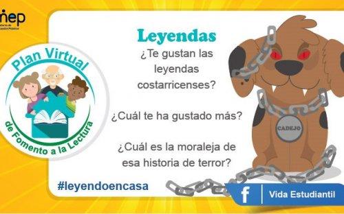 Reto #51 ¿Te gustan las leyendas costarricenses?