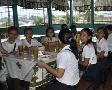 Programa de alimentaci n y nutrici n ministerio de for Comedor estudiantil